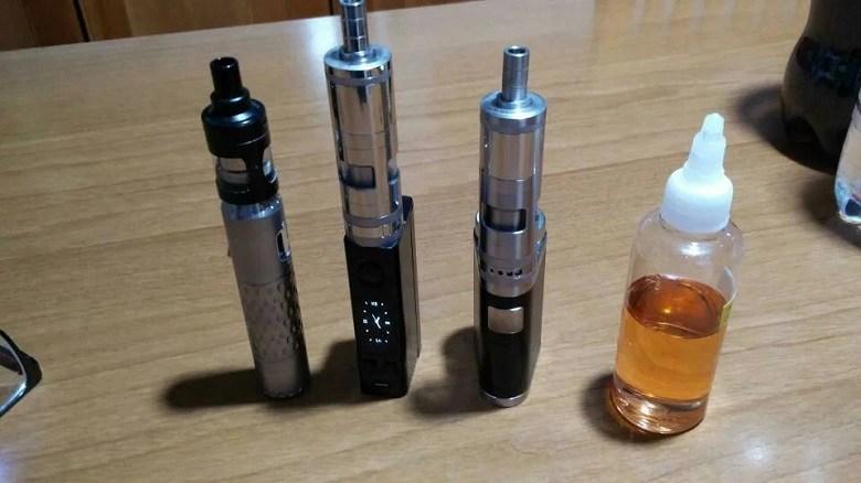 CBD liquid electronic cigarette opinions