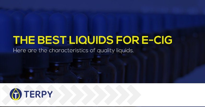 The best liquids for the electronic cigarette