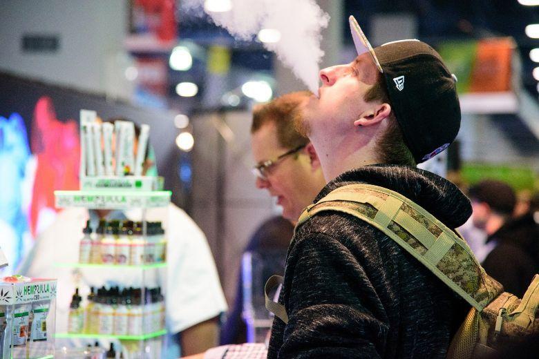 nicotine free e liquid effects