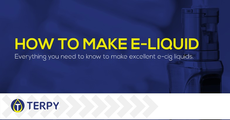 How to make liquid for the electronic cigarette