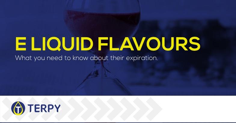 e liquid flavours expiration date
