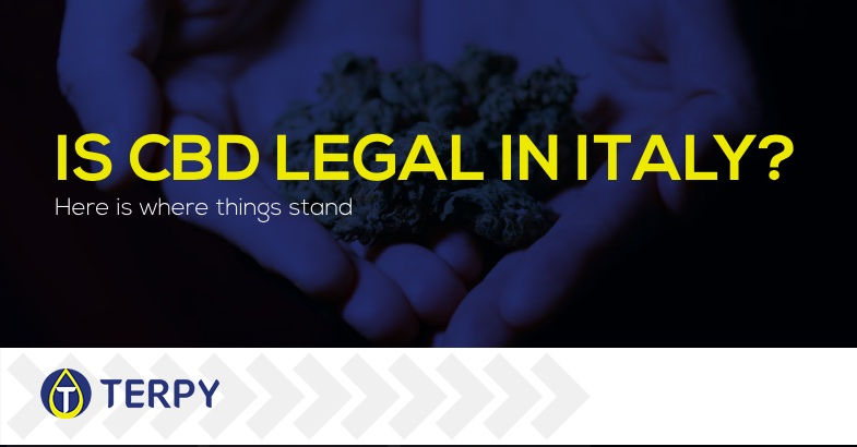 Is CBD legal in Italy?