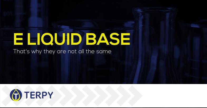 e liquid base how is it made
