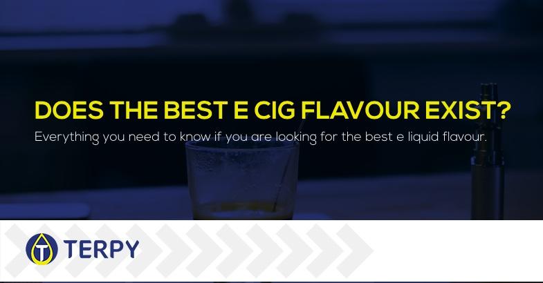 the best e cig flavour