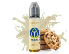 Vial of Cookies e liquid: a biscuit taste