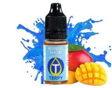 bottle e cig flavour mango show