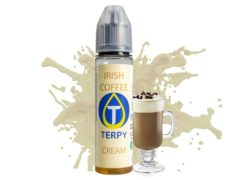 Irish coffee is the perfect e cig bakery liquid to vape