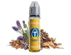 Lavender: the flavored tobacco e-liquid for vaping