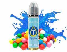 A premium e-liquid with the original taste of the bubble gum