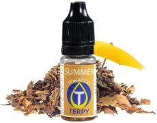 Summer tabac vape flavour bottle