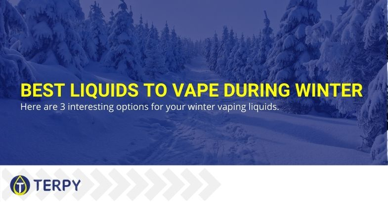 Three tips for choosing the best liquids to vape during the winter