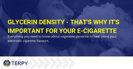 Why is glycerin density important for your cigarette?