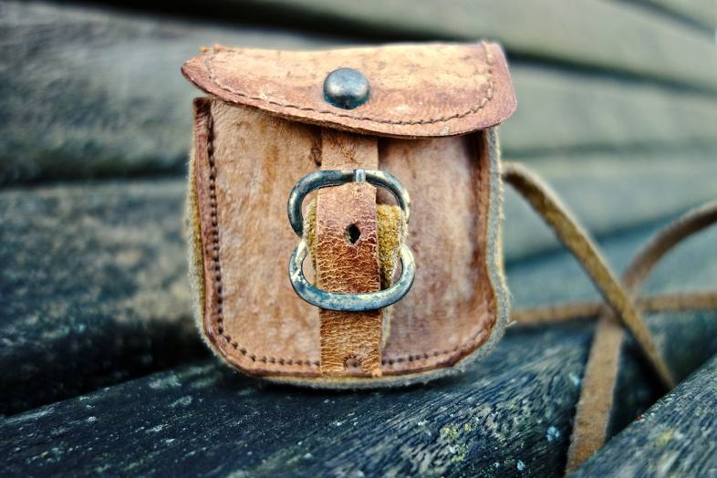 The handmade case is for those who love original and personalized things