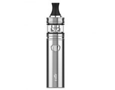 Ijustmini kit silver electronic cigarette without nicotine