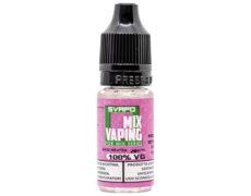 Terpy nicotine shots in bottles from 10 ml for e-cig vape liquids