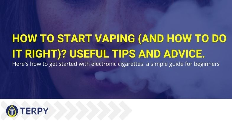 Tips and directions on how to get started with the electronic cigarette